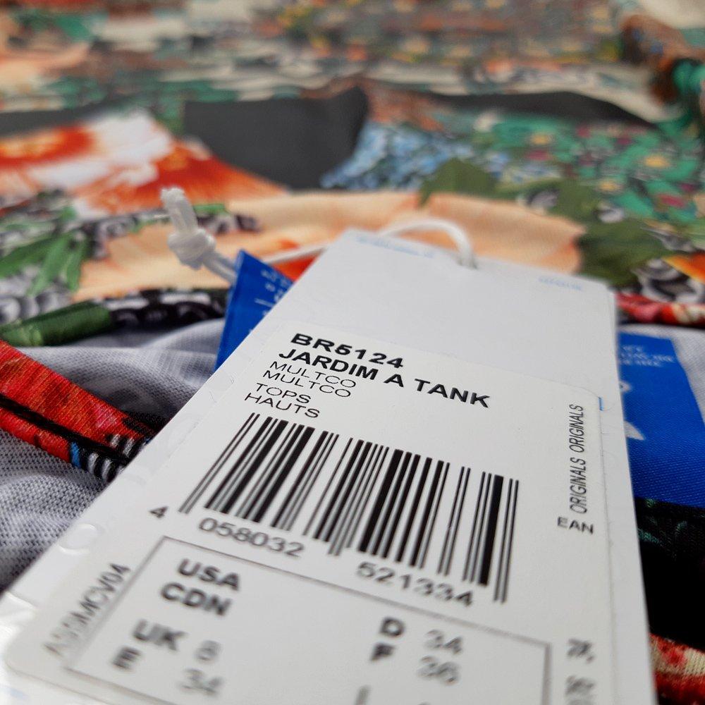 Koszulka Adidas Originals The Farm Jardim Agharta Tank