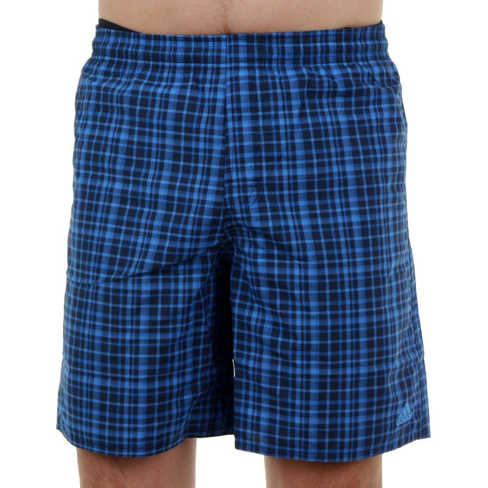 91ad7ec9 ... Spodenki Adidas Checker męskie szorty kąpielowe sportowe ...