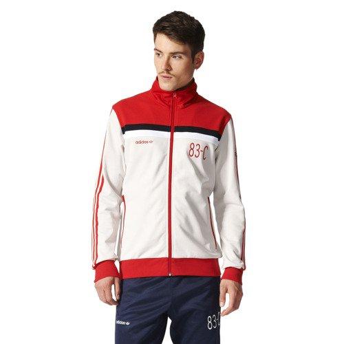 Bluza Adidas Originals 83-C Tracktop męska dresowa sportowa rozpinana