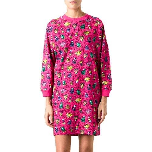 Bluza Adidas Originals Jeremy Scott KS Sweater damska sportowa sukienka