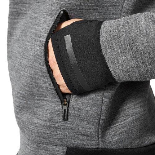 autentyczny ceny detaliczne szczegółowe obrazy Bluza Adidas Standard 19 damska ocieplana sportowa rozpinana z kapturem