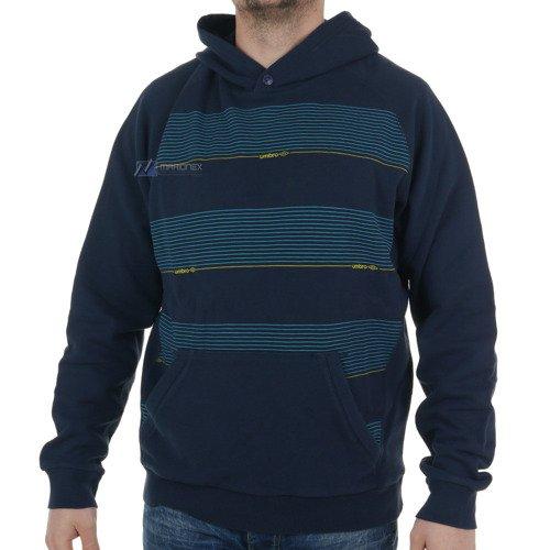 Bluza Umbro Fleece Oh Hoody męska sportowa z kapturem