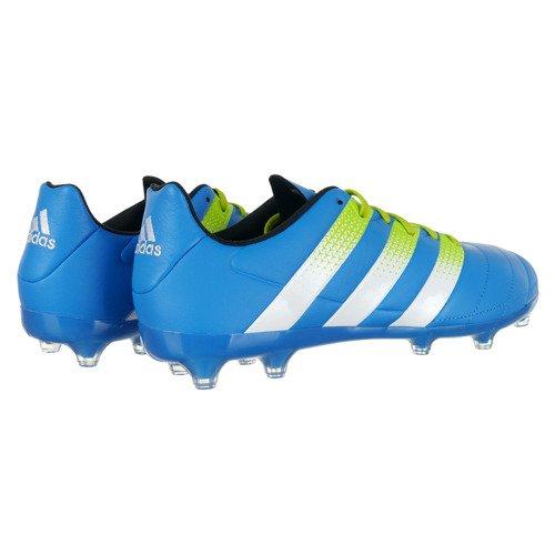 Buty piłkarskie Adidas ACE 16.2 FG/AG Leather męskie skórzane korki lanki