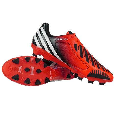 Buty piłkarskie Adidas Predator LZ TRX HG lanki korki
