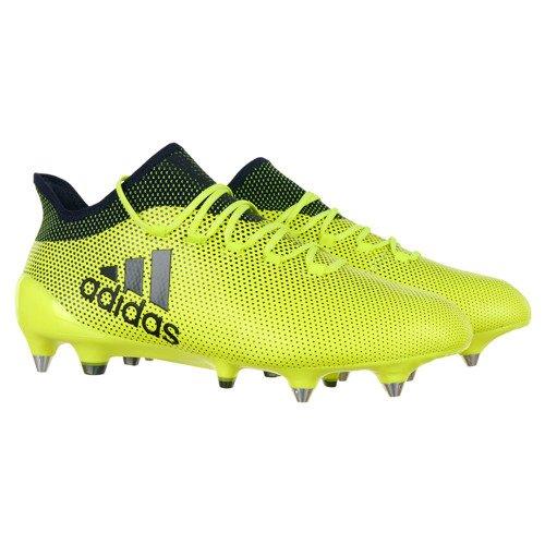Buty piłkarskie Adidas TechFit X 17.1 SG męskie korki lanki wkręty mixy meczowe