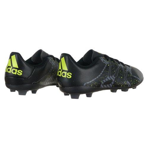 Buty piłkarskie Adidas X 15.4 FxG Junior dziecięce korki lanki