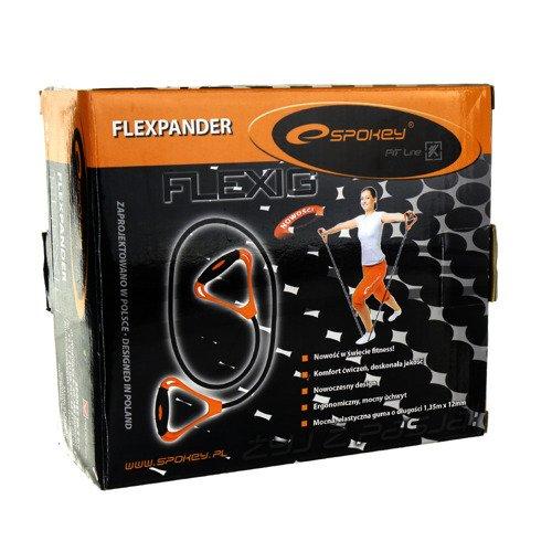 Gumowy Ekspander Spokey Flexpander Flexig