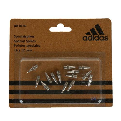 Kolce Adidas wkręty do butów kolców do rzutu oszczepem lub do skoku wzwyż metalowe 12 mm