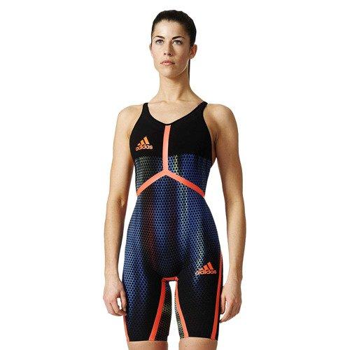 Kostium pływacki Adidas AdiZero XVI BreastStroke strój kąpielowy jednoczęściowy sportowy