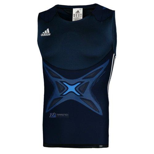 Koszulka Adidas AdiPower Powerweb męska bezrękawnik sportowy