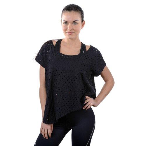 Koszulka Reebok Aerobics Cover Up damska t-shirt top sportowy fitness