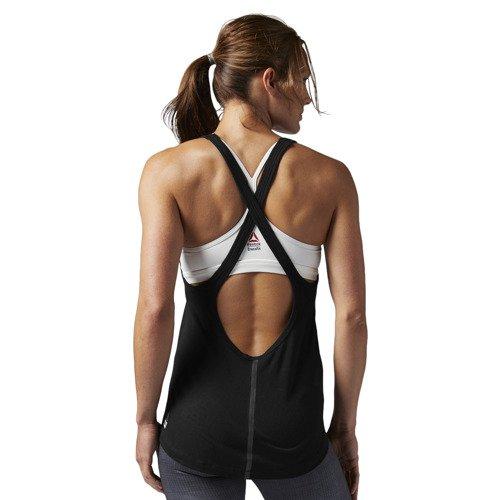 Koszulka Reebok CrossFit LTHS Muscle damska top sportowy na ramiączkach