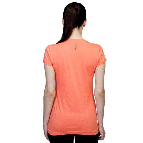 Koszulka Reebok GR 79 damska t-shirt sportowy fitness