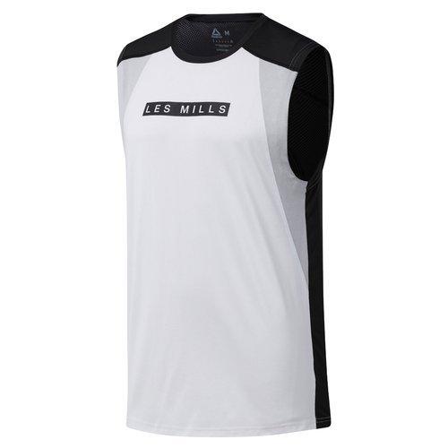 Koszulka Reebok Les Mills SmartVent męska termoaktywna bezrękawnik sportowy