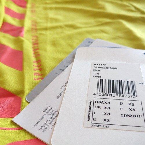 Koszulka Reebok One Series Breeze damska bokserka top termoaktywny