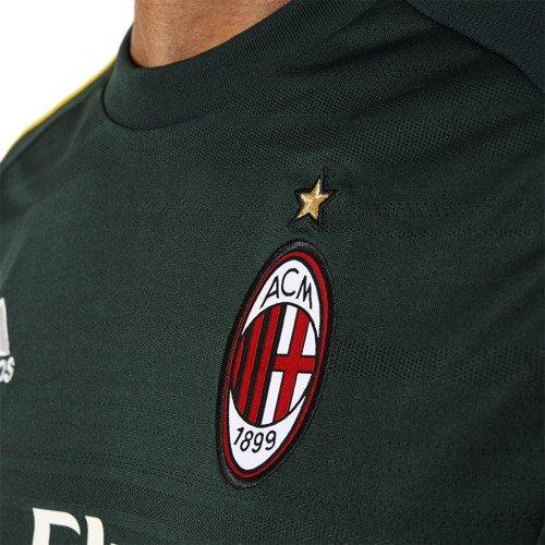 Koszulka piłkarska Adidas AC Milan 3 dziecięca młodzieżowa meczowa 2015/2016