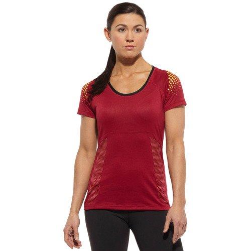 Koszulka sportowa Reebok CrossFit damska termoaktywna treningowa t-shirt