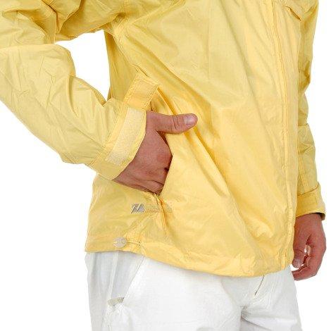 Kurtka Adidas BC Adiscape przeciwdeszczowa wiatrówka sportowa z kapturem