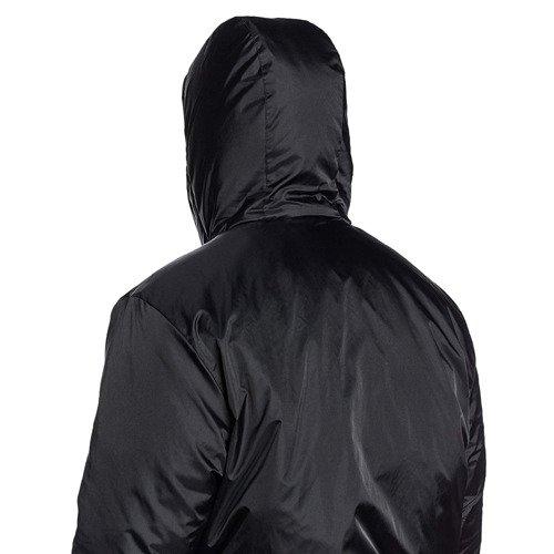 Kurtka Adidas Core Stadium Jacket męska przejściowa przeciwdeszczowa z kapturem