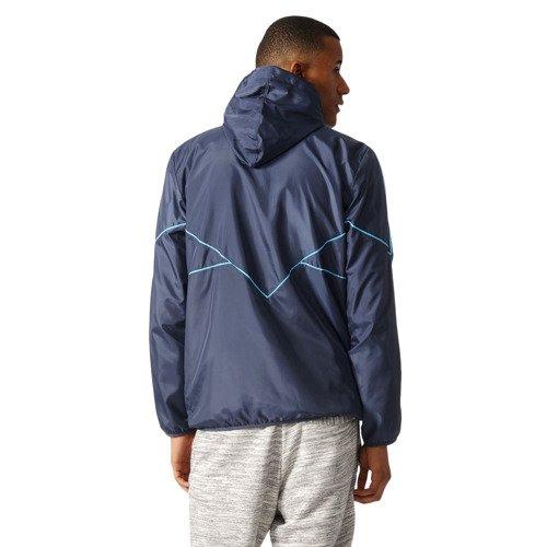 0f582ab769264 ... Kurtka Adidas Originals Essentials Windbreaker męska sportowa wiatrówka  ...