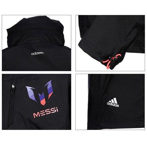 Kurtka Adidas adiZero F50 Messi męska przeciwdeszczowa wiatrówka sportowa