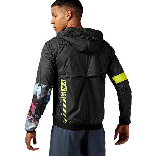 Kurtka Reebok CrossFit One Series Woven męska wiatrówka sportowa