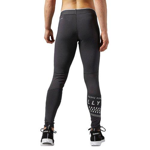 Legginsy Reebok One Series WP Warm damskie spodnie getry termoaktywne