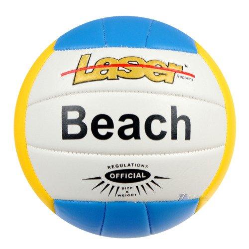 Piłka Siatkowa Plażowa Laser Supreme Beach do siatki