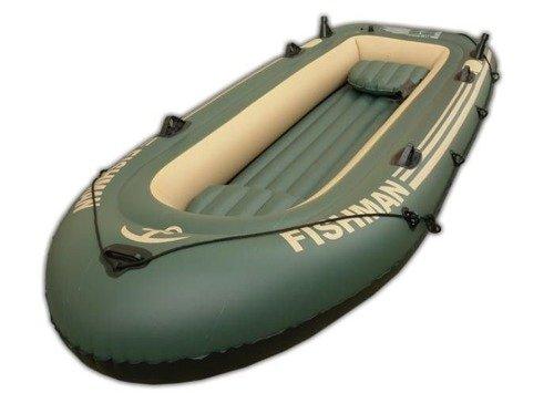 Ponton Fishman 350 Set z wyposażeniem turystyczny wędkarski