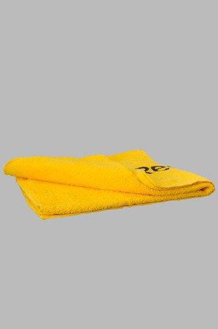 Ręcznik plażowo-kąpielowy Reebok Big Towel Yellow