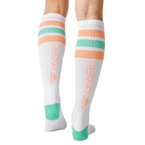 Skarpetki Adidas Stella McCartney damskie skarpety getry podkolanówki sportowe