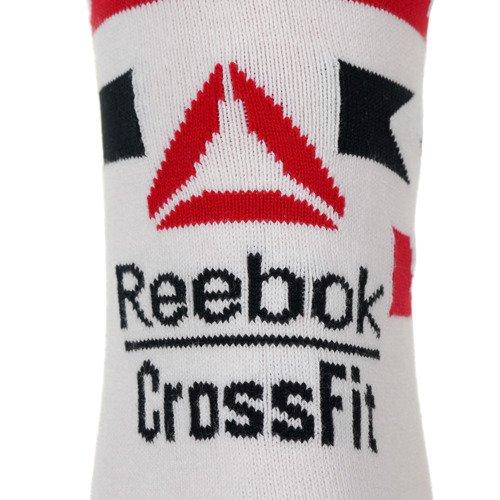 Skarpety Reebok CrossFit męskie getry podkolanówki kompresyjne sportowe