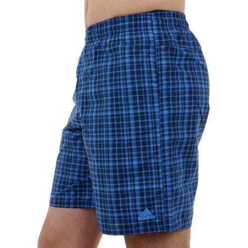 Spodenki Adidas Checker męskie szorty kąpielowe sportowe