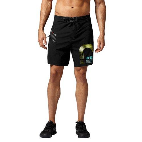 Spodenki Reebok CrossFit 7 męskie termoaktywne treningowe