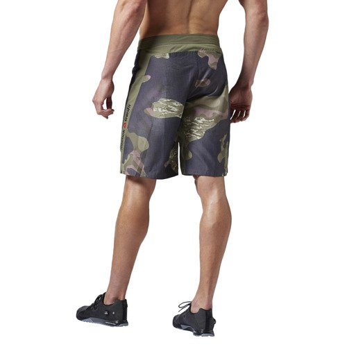 Spodenki Reebok CrossFit Super Nasty Tactical v1 męskie sportowe treningowe