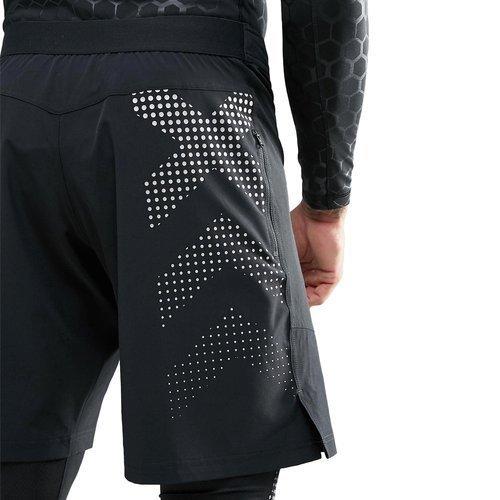 Spodenki Reebok Epic Endure Reflect CorDura męskie sportowe termoaktywne