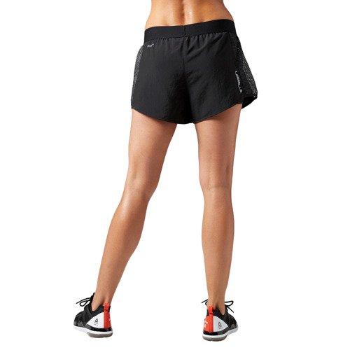 Spodenki Reebok Les Mills 3IN Short damskie szorty sportowe termoaktywne