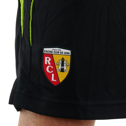 Spodenki Reebok Racing Club De Lens męskie sportowe piłkarskie bramkarskie