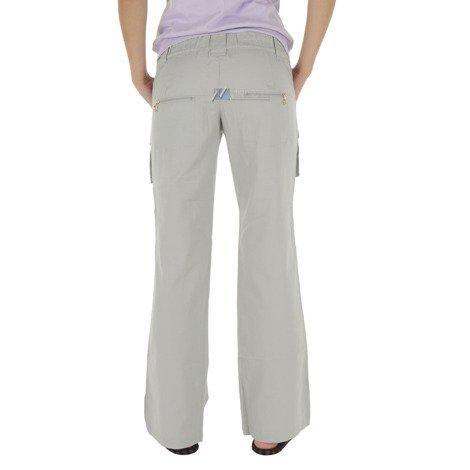 Spodnie ADIDAS CANVAS PANTS damskie bawełniane bojówki