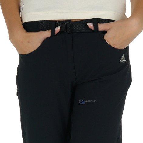 Spodnie Adidas HT FLEX damskie wodoodporne trekkingowe outdoor