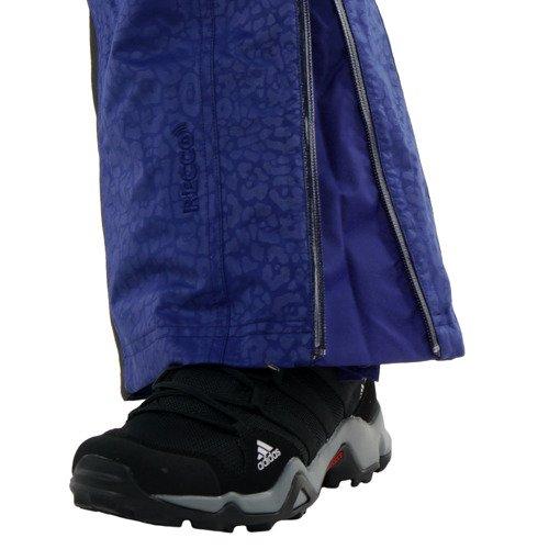 Spodnie Adidas Winter Performance Stella McCartney damskie ocieplane narciarskie