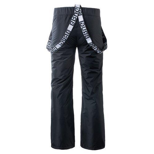 Spodnie Brugi 4ANG 500 męskie ocieplane narciarskie na szelkach