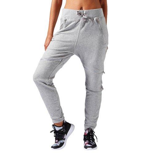 Spodnie Reebok Dance Knit Moto damskie dresowe sportowe