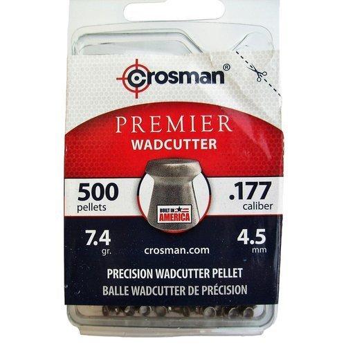 Śrut Crosman Premier Wadcutter 500 sztuk 4.5 mm diabolo
