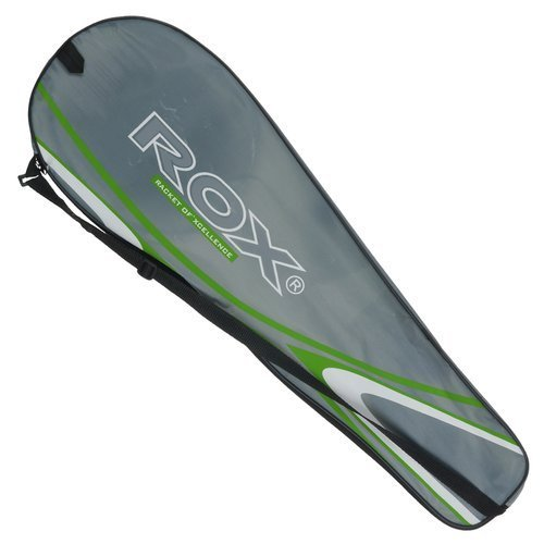 Zestaw rakietek do badmintona ROX 1005ST 2 szt. rakiet + 3 szt. lotek