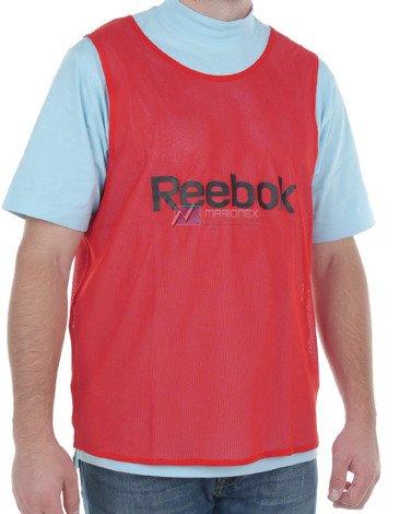 Znacznik piłkarski Reebok narzutka kamizelka plastron sportowy treningowy